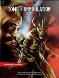 D&D 5th Ed. - TOMB OF ANNIHILATION Adv