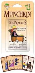 MUNCHKIN GETS PROMOTED 2. Expansion