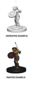 D&D Nolzur's Marvelous Minis - Goblin 1