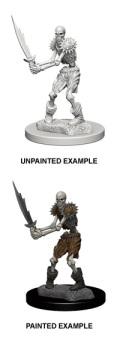 D&D Nolzur's Marvelous Minis - Skeleton 1