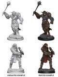 D&D Nolzur's Marvelous Minis - Bugbears (2)