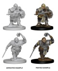 D&D Nolzur's Marvelous Minis - Dwarf Female Fighters (2)