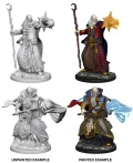 D&D Nolzur's Marvelous Minis - Human Male Wizards (2)