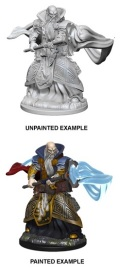 D&D Nolzur's Marvelous Minis - Human Male Wizard 2