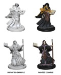 D&D Nolzur's Marvelous Minis - Human Female Wizards (2)