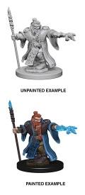 D&D Nolzur's Marvelous Minis - Dwarf Male Wizard 2