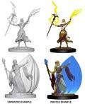 D&D Nolzur's Marvelous Minis - Elf Female Wizards (2)