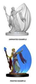 D&D Nolzur's Marvelous Minis - Elf Female Wizard 2