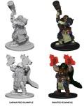 D&D Nolzur's Marvelous Minis - Dwarf Male Clerics (2)