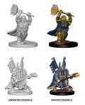 D&D Nolzur's Marvelous Minis - Dwarf Male Paladins (2)