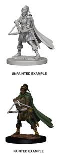 D&D Nolzur's Marvelous Minis - Human Female Ranger 2