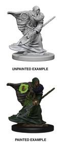 D&D Nolzur's Marvelous Minis - Elf Male Druid 2
