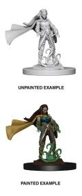 D&D Nolzur's Marvelous Minis - Elf Female Druid 2