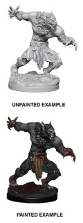 D&D Nolzur's Marvelous Minis - Werewolf 2