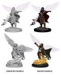 D&D Nolzur's Marvelous Minis - Aasimar Female Wizards (2)