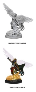 D&D Nolzur's Marvelous Minis - Aasimar Female Wizard 2