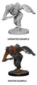 D&D Nolzur's Marvelous Minis - Dragonborn Male Fighter 1