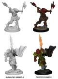 D&D Nolzur's Marvelous Minis - Dragonborn Female Fighters (2)