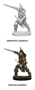 Pathfinder Deep Cuts - Human Male Fighter 2