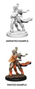 Pathfinder Deep Cuts - Human Female Sorcerer 2