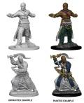 Pathfinder Deep Cuts - Human Male Monks (2)