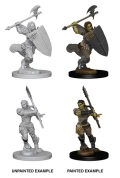 Pathfinder Deep Cuts - Half-Orc Female Barbarians (2)