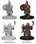 Pathfinder Deep Cuts - Dwarf Male Barbarians (2)