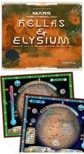 Mars Terraformálása, A - HELLAS & ELYSIUM kiegészítő (fólia nélkül)