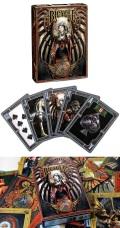 Francia kártya - BICYCLE - ANNE STOKES CUSTOM pókerkártya
