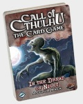 Call of Cthulhu LCG - Dreamlands - IN THE DREAD OF NIGHT Asylum Pack