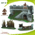 28mm Scenery - Drakerys - SCENERIES SET B