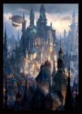 KÁRTYAVÉDŐ / DECK PROTECTORS - Veiled Kingdoms - St. Levin (50)