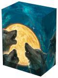 KÁRTYATARTÓ DOBOZ / DECK BOX - 3 Wolf Moon