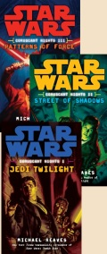 CORUSCANT NIGHTS Vol. 1-3.