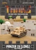 15mm WW2 - TANKS! - German Panzer IV 7.5cm