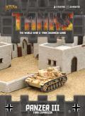 15mm WW2 - TANKS! - German Panzer III 5cm