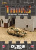 15mm WW2 - TANKS! - British Crusader II/III