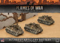 15mm WW2 US M7 Priest Armored Artillery Battery (3)