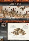 15mm WW2 US Rifle Company (2 Platoons)
