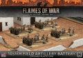 15mm WW2 US 105mm Field Artillery Battery (4)