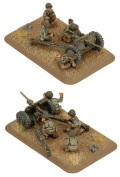 15mm WW2 US 37mm Anti-tank Gun Platoon (2)