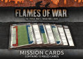 Flames of War - MISSION CARDS