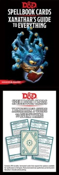 D&D 5th Ed. - Spellbook Cards - XANATHAR'S (95 Cards)