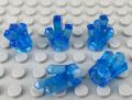 28mm Scenery - Small Crystals Dark Blue (5)