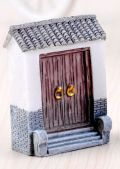 28mm Scenery - Door (Open) (1)