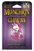 Munchkin - CLOWNS Expansion