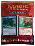 MTG - MERFOLK vs. GOBLINS Duel Deck