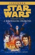 Star Wars - Thrawn trilógia - 1. A BIRODALOM ÖRÖKÖSEI (3. kiadás)