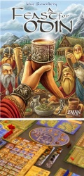 FEAST FOR ODIN, A (1-4)