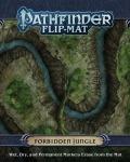 Pathfinder Flip-Mat - FORBIDDEN JUNGLE
